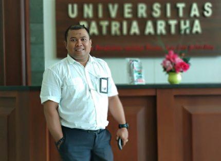 Ketua Panitia UPA Expo 2018 Syamsumarlin Taha