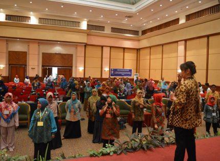 Pelatihan Pemetaan Kematangan Anak Menuju Kesiapan Belajar Kota Makassar
