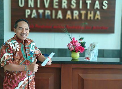 Wakil Rektor I Bidang Akademik UPA Partono Sumaryo