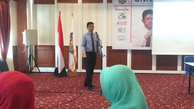 Wakil Ketua Komisi Pemberantasan Korupsi (KPK) Dr Laode Muhammad Syarif