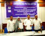 Gandeng Persatuan Insinyur Indonesia, Alumni FTI UPA Tersertifikasi