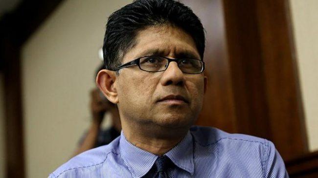 Wakil Ketua KPK Bapak Dr. Laode Muhammad Syarif, S.H., LLM
