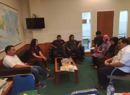 Kerjasama Koran Sindo Makassar dengan Universitas Patria Artha