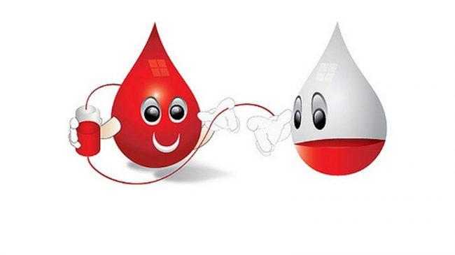 ajarkan berbagi pihak upa gelar donor darah catat