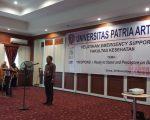 Warek I Buka Pelatihan Emergency Support Fakultas Kesehatan UPA